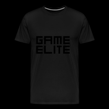 Game Elite - Men's Premium T-Shirt