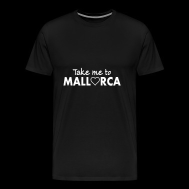 MALLORCA - Malle - Balearic Islands - Men's Premium T-Shirt