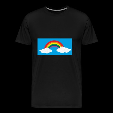 Rainbow rainbow - Men's Premium T-Shirt