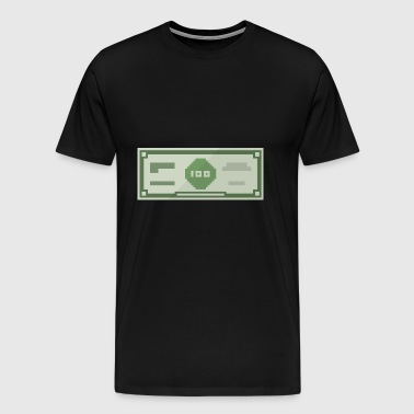 Hundred Dollar - Men's Premium T-Shirt