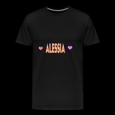 Alessia - Men's Premium T-Shirt