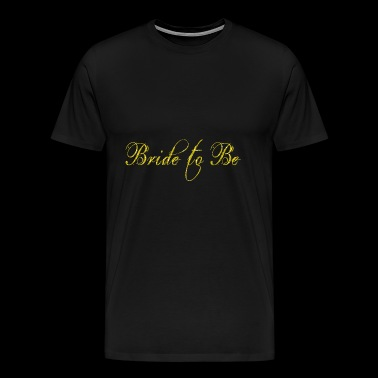 wedding anniversary, bridal shower, l - Men's Premium T-Shirt
