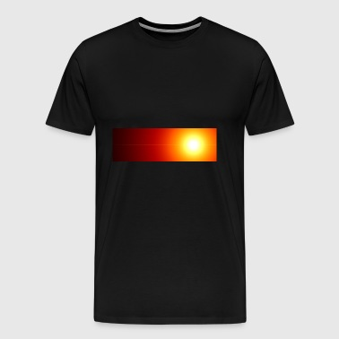 light & dark - Männer Premium T-Shirt