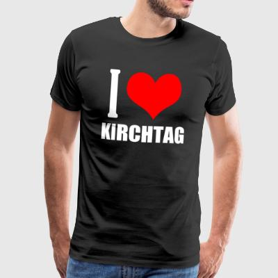 Kirchtag - T-shirt Premium Homme
