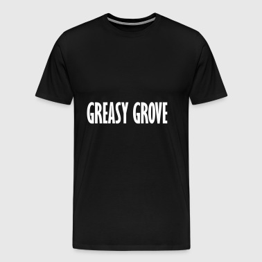 greasy grove - Men's Premium T-Shirt