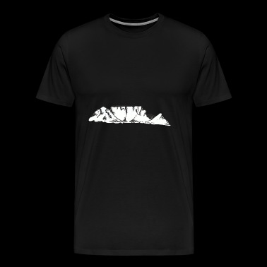 Africa Table Mountain Cape Town Gift idea - Men's Premium T-Shirt