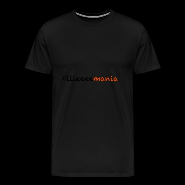 Welcome to alemania - Männer Premium T-Shirt