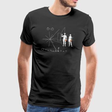 Pioneer plaque Basketball - T-shirt Premium Homme