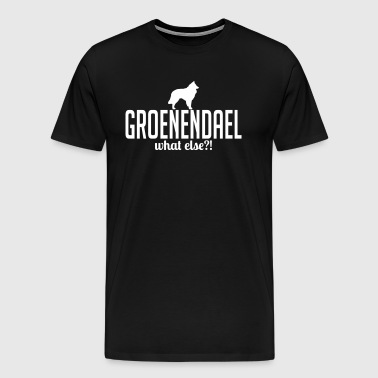 GROENENDAEL what else - Männer Premium T-Shirt