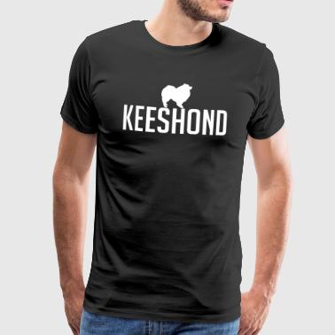 KEESHOND - Men's Premium T-Shirt