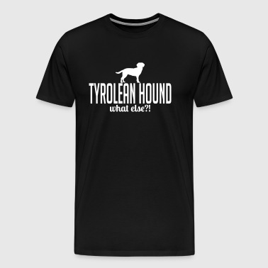 HOUND tyrolien whatelse - T-shirt Premium Homme