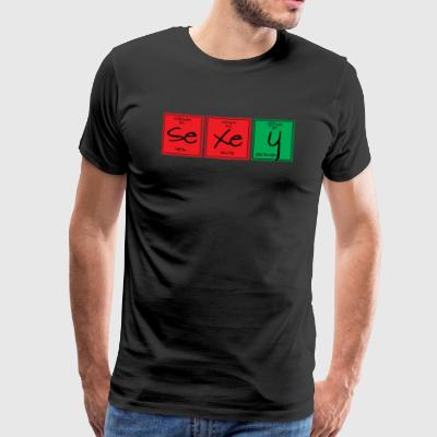 Sexey - Men's Premium T-Shirt