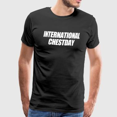 INTERNATIONALE KASTEELDAG - Mannen Premium T-shirt