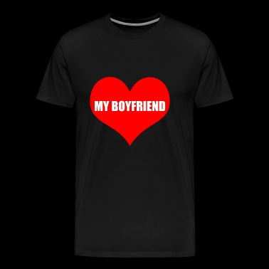 boyfriend - Men's Premium T-Shirt