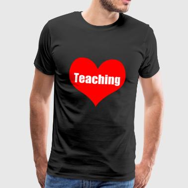 teaching - Men's Premium T-Shirt