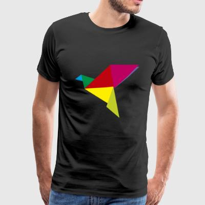 due - Herre premium T-shirt