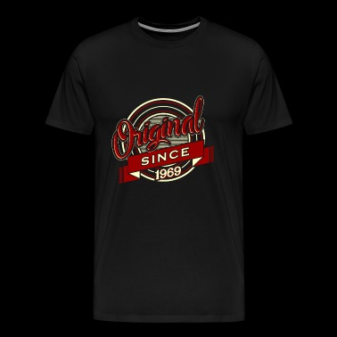 Birthday Shirt · Birthday · Original 1969 - Men's Premium T-Shirt