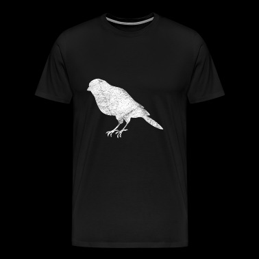 Bird bird owner gift birds bird of prey - Men's Premium T-Shirt