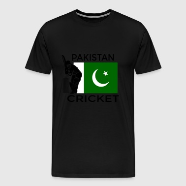 Pakistan Cricket - Men's Premium T-Shirt