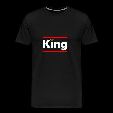 King King Boss - Men's Premium T-Shirt