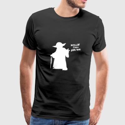 Rollin' They See Me - Männer Premium T-Shirt