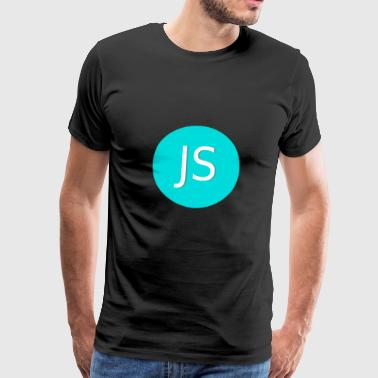 javascript - Premium T-skjorte for menn