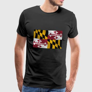 Maryland - Mannen Premium T-shirt