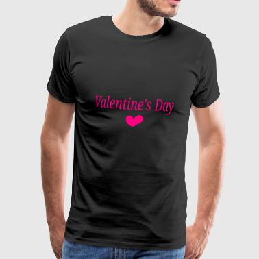 Saint Valentin - Men's Premium T-Shirt