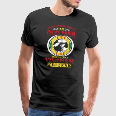 Vietnam veteranen! Veteranen! US Air Force! USA! - Mannen Premium T-shirt