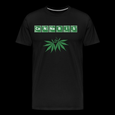 Cannabis Items - 420 Times - Men's Premium T-Shirt