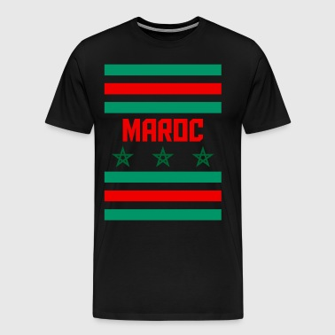Morocco - Men's Premium T-Shirt