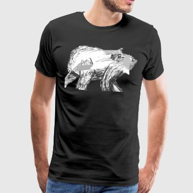 animal - T-shirt Premium Homme