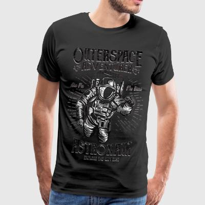 Adventurer - Herre premium T-shirt
