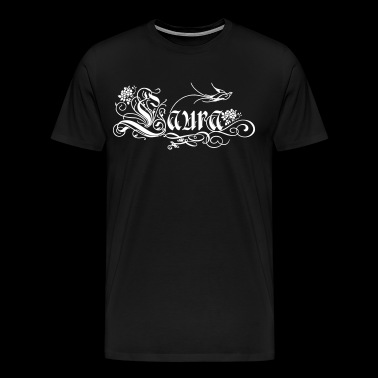 Laura - Men's Premium T-Shirt
