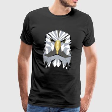 polygonaigle - Men's Premium T-Shirt