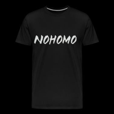 no homo - Men's Premium T-Shirt