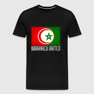 Maghreb United - T-shirt Premium Homme