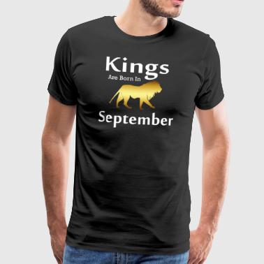 September - Männer Premium T-Shirt