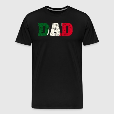 Gift Father Italian Italian birthday - Men's Premium T-Shirt