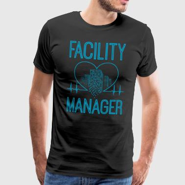 Facility Manager / Facility Management / Gift - Men's Premium T-Shirt