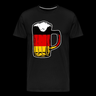 German Beer German Beer Gift - Men's Premium T-Shirt