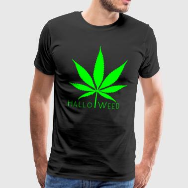 Halloweed - Men's Premium T-Shirt