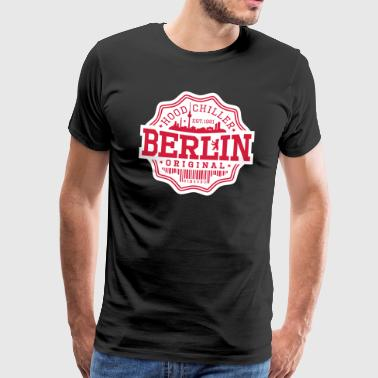 Joint original capot Chiller Berlin - T-shirt Premium Homme
