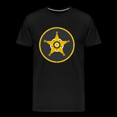 Sheriff rim - Men's Premium T-Shirt