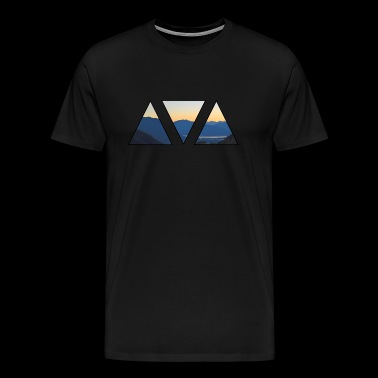 Lake Maggiore - mountains - lake - adventure - Men's Premium T-Shirt