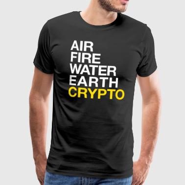 5 Elements – Crypto - Männer Premium T-Shirt