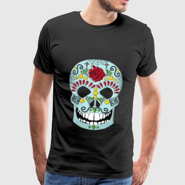 MEXICAN DEAD HEAD - Men's Premium T-Shirt