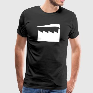 Smoking factory - Men's Premium T-Shirt