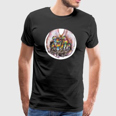 Magic Mushrooms - Männer Premium T-Shirt