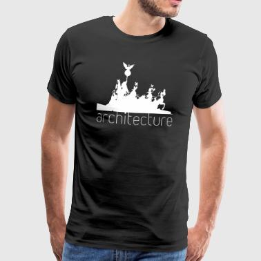 Architecture - Men's Premium T-Shirt